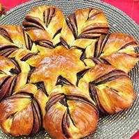 pain brioché au nutella