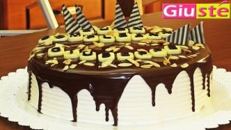 glaçage au chocolat