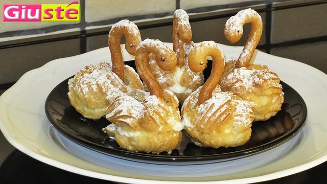 cygnes en p 226 te 224 choux les recettes de giust 233 cuisine