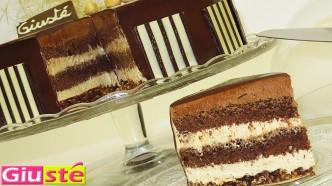 """Gâteau italien """"Setteveli"""""""