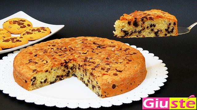 Gâteau cookies géant