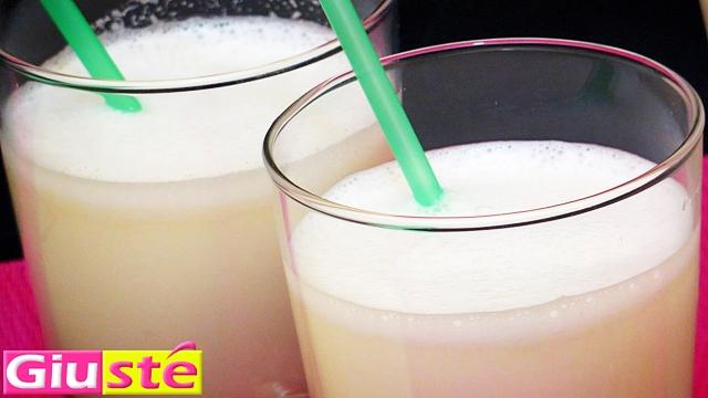 Recette facile du lait d'amandes