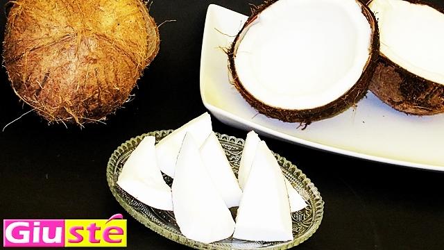 Comment ouvrir une noix de coco